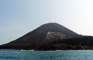 Krakatau biggest bang – One of the most destructive volcanic events in recorded history in Anak Krakatau