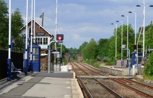 Heighington station – The world's oldest railway station in Heighington