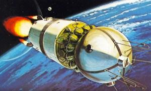Vostok 1 – The first manned spacecraft in space
