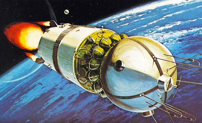 Vostok 1 – The first manned spacecraft in space