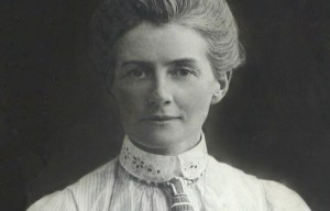 Edith Cavell – The heroine nurse is being executed by firing squad in Brussels