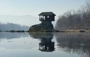 Kućica na Drini – The Drina river house in Višesava