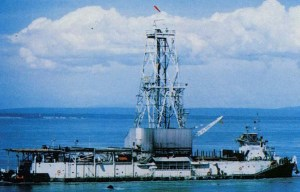 Project Mohole – The deep ocean drilling project in Guadalupe Island