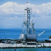 Project Mohole - The deep ocean drilling project in Guadalupe Island
