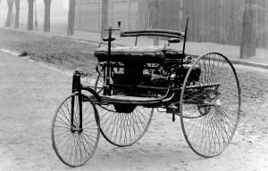 Benz Patent-Motorwagen – The world's first automobile is being exhibited in Mannheim