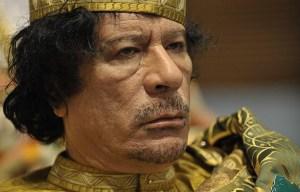 Muammar Gaddafi – The former leader of Libya executed in Sirte