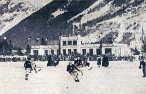 1924 Winter Olympics – The first Olympic Winter Games took place in Chamonix