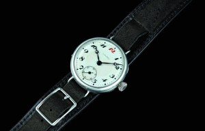 Seiko Laurel – The first Japan's wristwatch is being exhibited in Tokyo