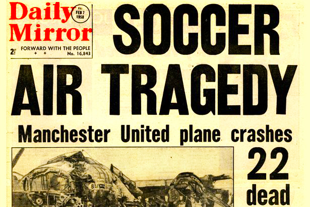 Manchester United – The air disaster in Munich