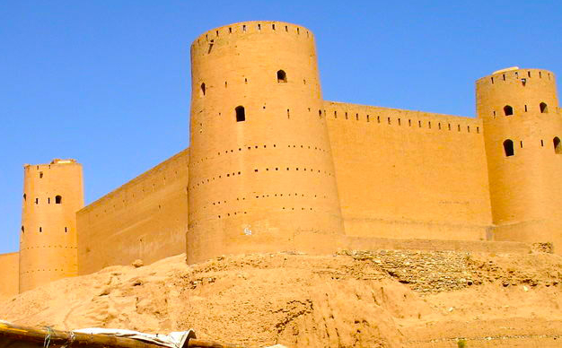 The Citadel of Herat