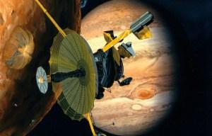 Galileo Space probe – The first spacecraft to orbit Jupiter