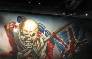 Iron Maiden – The birthplace of the great British heavy metal band in London
