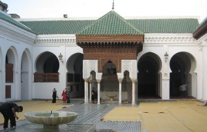 Al-Qarawiyyin – The center of higher learning in Fez