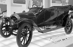Audi Type A – The first automobile of the German company is being exhibited in Ingolstadt