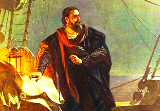 Christopher Columbus – The final resting place in Seville