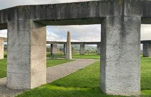 Stonehenge Aotearoa – A modern adaptation of the Stonehenge ruins in Carterton