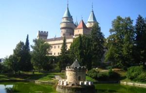 Bojnický zámok – One of the Europe's most beautiful castles in Bojnice