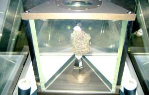 Mondstein Speyer – Original Lunar Rock is being exhibited at the Technik Museum in Speyer