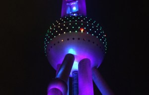 Oriental Pearl Tower – The space city tower in Shanghai