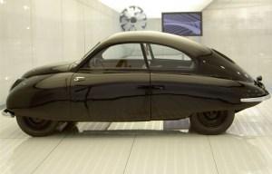 Ursaab – Saab's first automobile is being exhibit in Trollhättan