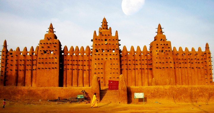 The Great Mosque in Djenné
