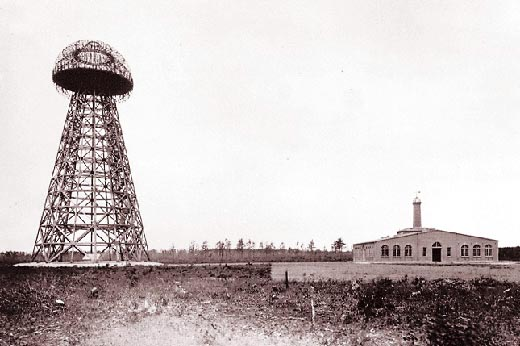 The Nikola Tesla's Laboratory in New York