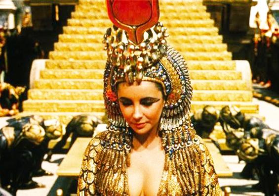 Cinecittà Studios – Cleopatra's entrance into Rome