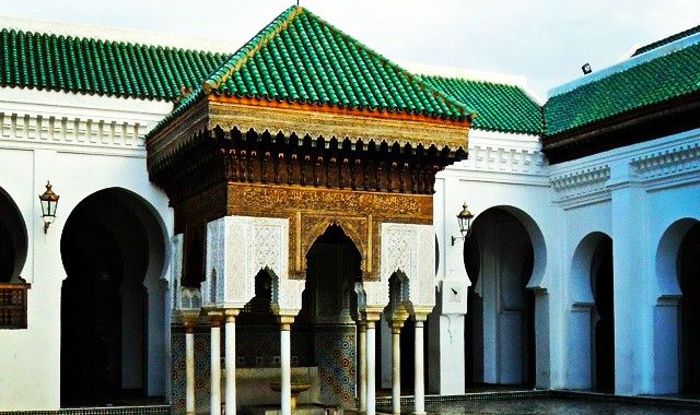 Al-Qarawiyyin – The center of higher learning in Fez