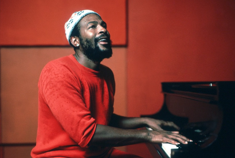 """Marvin Gaye – Τhe last family """"dialogue"""" in West Adams"""