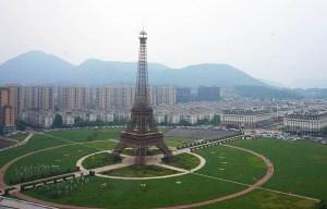 Paris of China – The replica of the French capital in Tianducheng