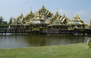 Muangboran – The ancient city park in Bang Pu