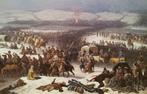 Battle of Berezina – The catastrophic battle for the Great Army in Brili