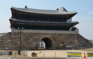 "Namdaemun – The ""Great Gate"" in Seoul"