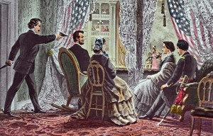 Abraham Lincoln – The Assassination of the American president in Washington D.C.
