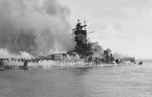 Battle of the River Plate – The first naval battle in the Second World War in River Plate