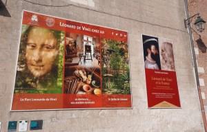 Leonardo da Vinci – The last contact with the Mona Lisa in Amboise