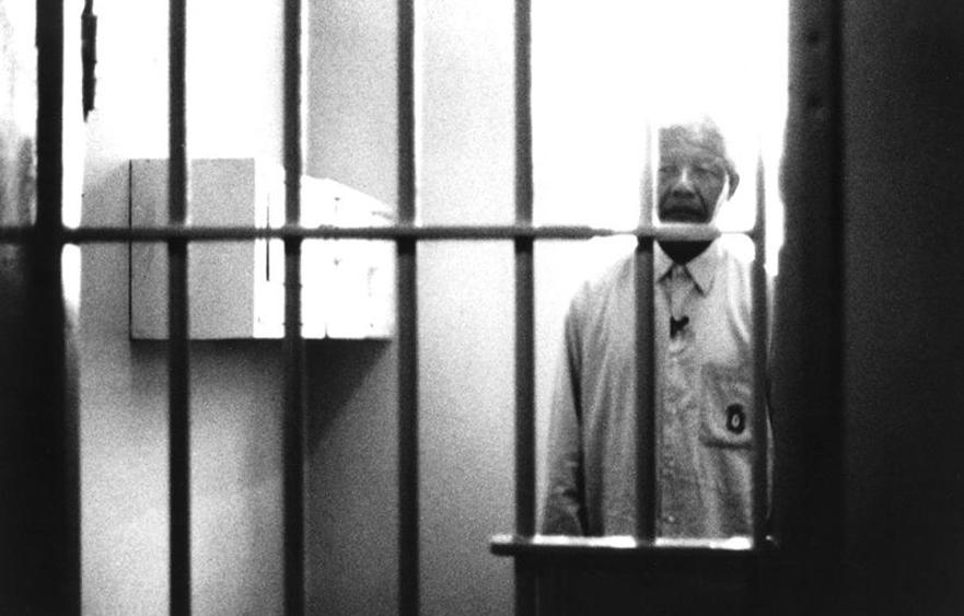 Nelson Mandela – The political leader imprisoned in Robben Island