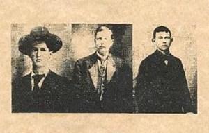 The Dalton Gang – The last raid in Coffeyville