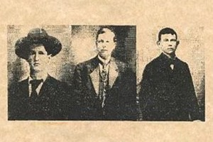 The Dalton Gang – The last raid in Coffeyville