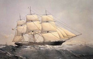 City of Adelaide – The world's oldest clipper ship in Adelaide