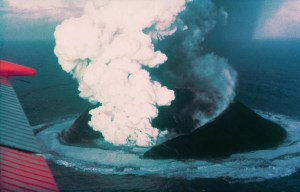 Surtsey Island – A volcanic mainland born in 1963 in South Iceland