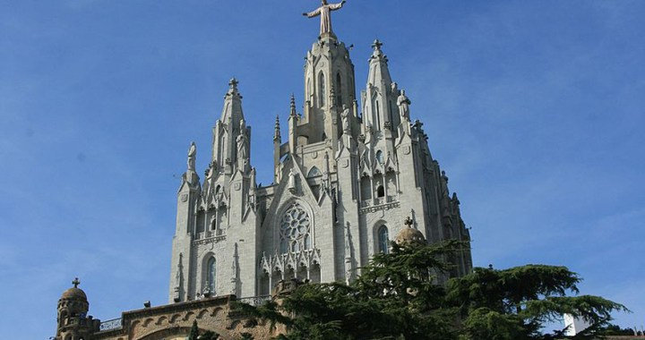Expiatori del Sagrat Cor – The church of the Sacred Heart of Jesus in Barcelona