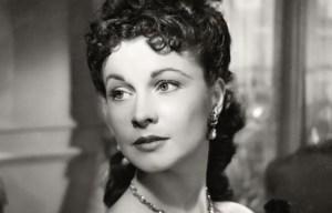 Vivien Leigh – Scarlett rests in Framfield