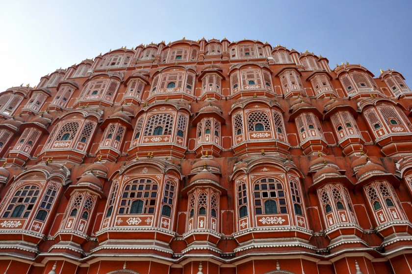 Hawa Mahal – The Palace of Breeze in Jaipur