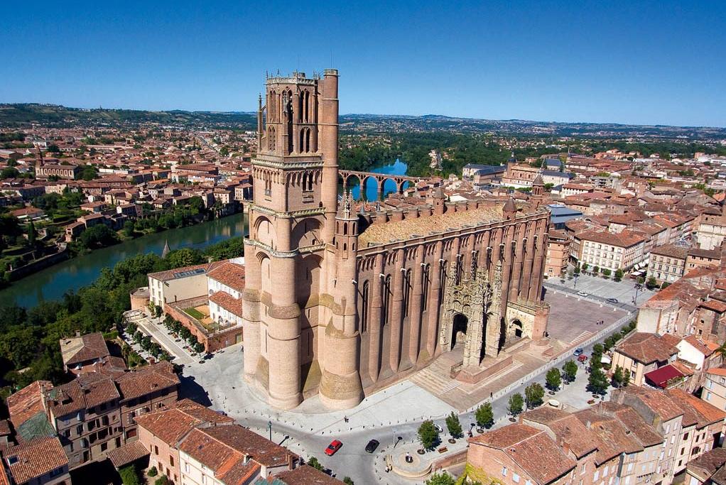 Albi Cathedral – The Cathedral Basilica of Saint Cecilia in Albi