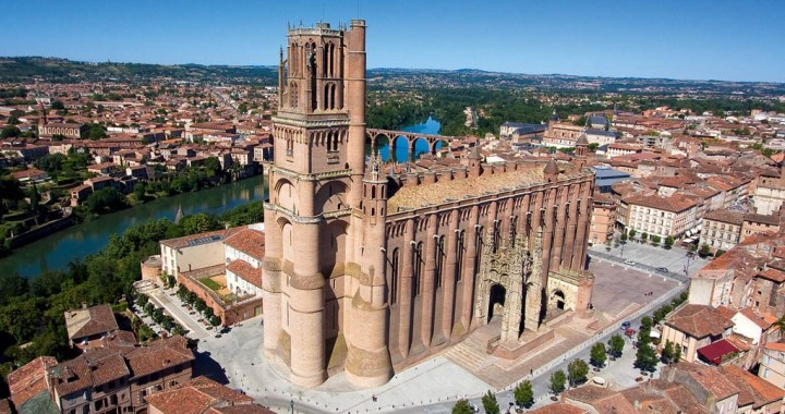 Albi Cathedral – The Cathedral Basilica of Saint Cecilia in Albi