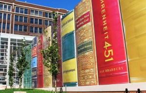The Community Bookshelf – The unique public library building in Kansas City