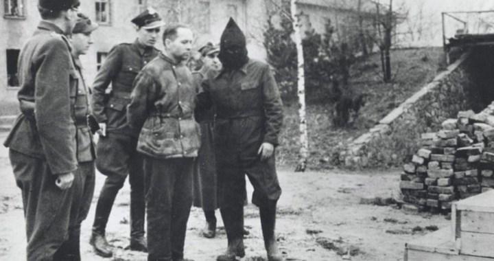 Rudolf Höss – The Death dealer hanged in Auschwitz