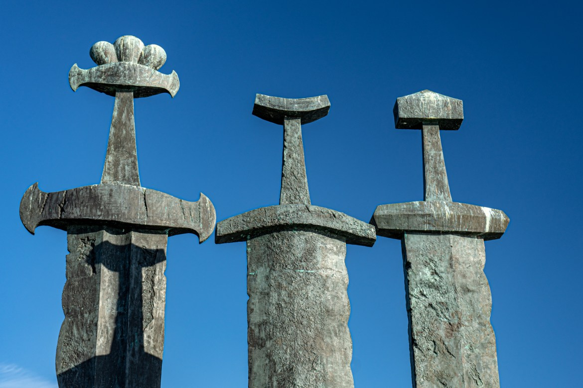 Swords in Rock – The Sverd i fjell in Stavanger