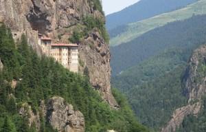 Panagia Soumela – The Holy Monastery complex of Pontus in Maçka